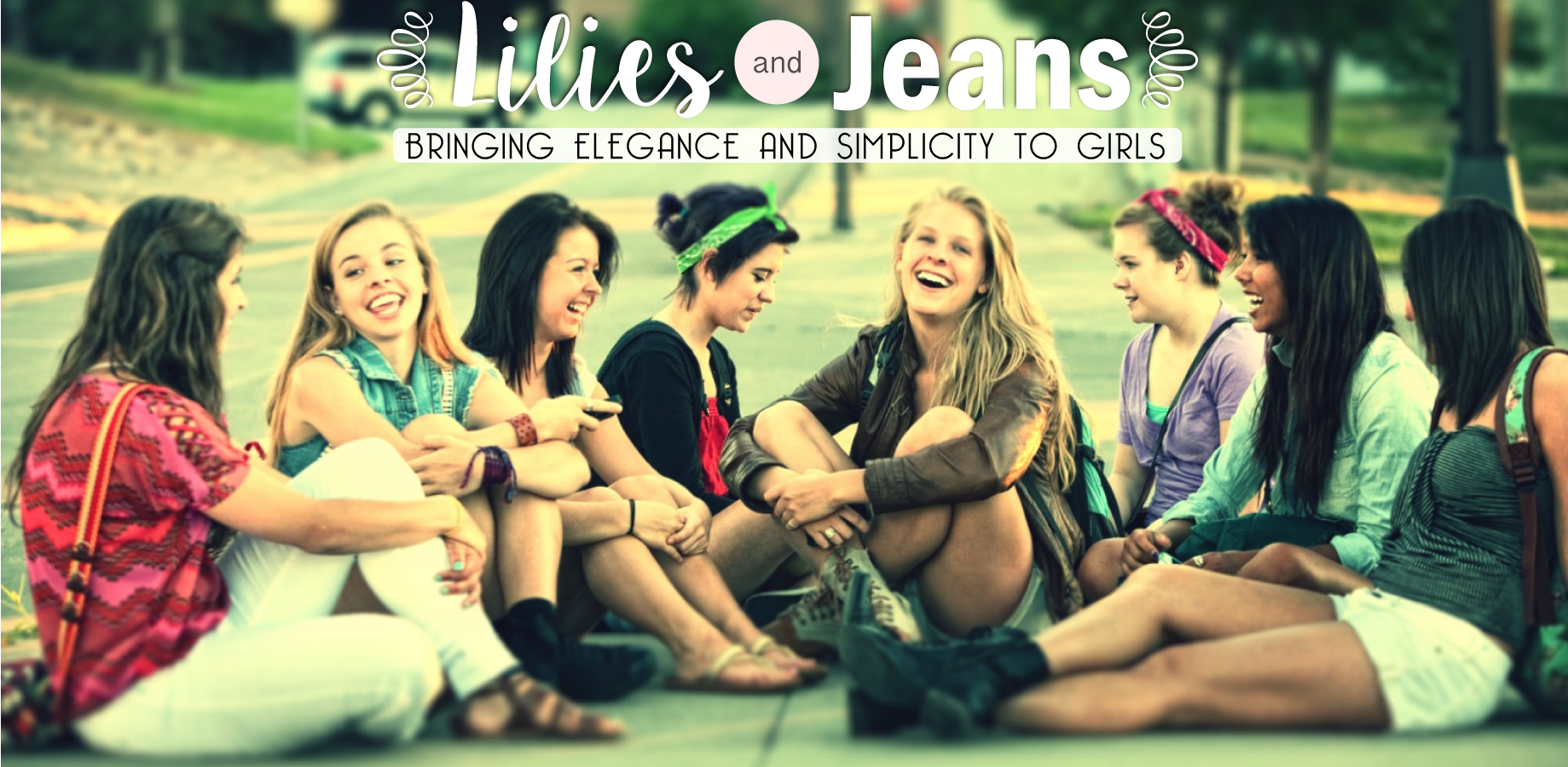 Lilies and Jeans Girls Online Magazine